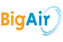 Big Air network solutions