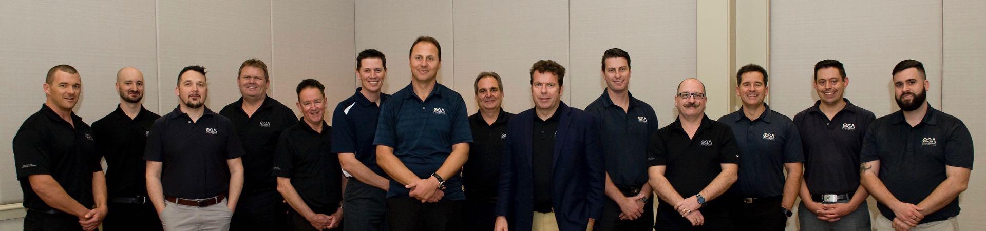 Optical Solutions Australia team