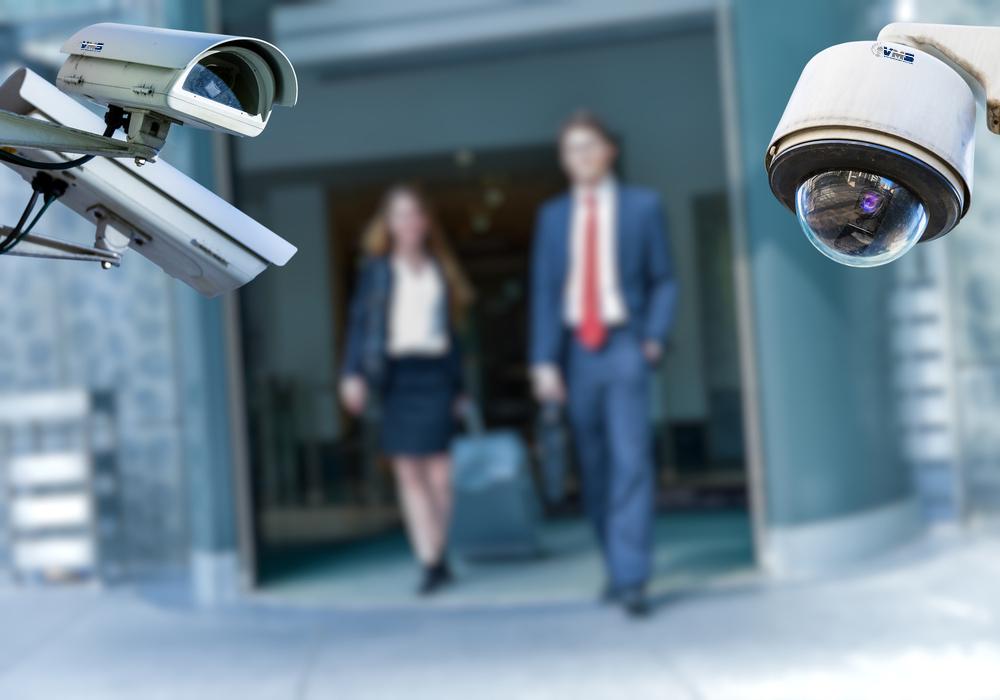 VMS CCTV Bullet Camera