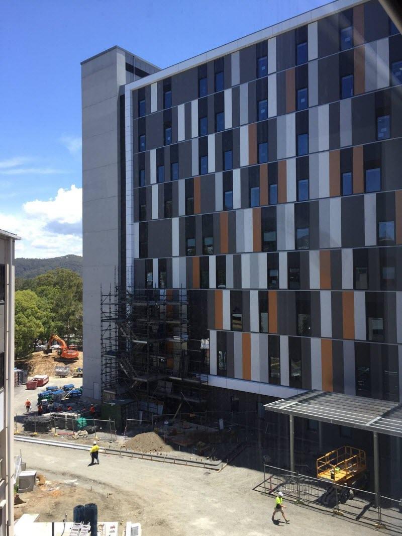 Gosford Hopspital redevelopment
