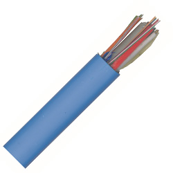 OFC 6 Core OM1 Outdoor Loose Tube Gel Nylon