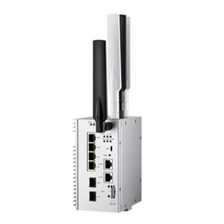 Industrial Cellular Router/Gateway JetWave 2316-LTE Series
