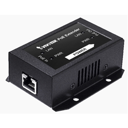 1-Port Indoor 95/60/30 W PoE Extender Supported PSEs Providing 95W/60W/30W PoE 0#C ~ 50#C