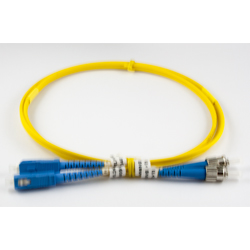 5m SC-ST S/M Duplex Patch Lead