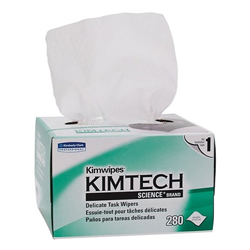 34120 - Kimtech Wipes - Delicate Task 280 Sheets