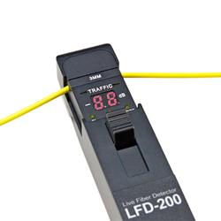 The LFD-200 Live Fiber Detector
