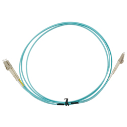 1m LC-LC OM3 Duplex Patch Lead
