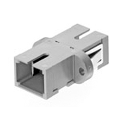 Adaptor MM SC Simplex Beige