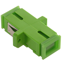 Adaptor SM SCA Simplex Ceramic Green