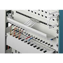 DK Cable Routing Channel,1U