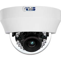 1080p Stream Vandal Dome IP Camera