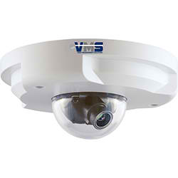 1080p Ultra WDR Micro Dome IP Camera