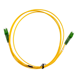 1m LCA-LCA SM Duplex Patch Lead