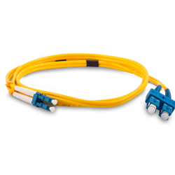 3m LC-SC S/M Duplex Patch Lead