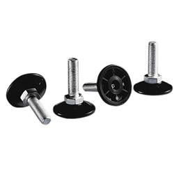 Levelling feet 18-43mm high (Set of 4)