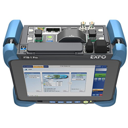 FTB-700G V2 Series Optical, Ethernet and Multiservice Tester