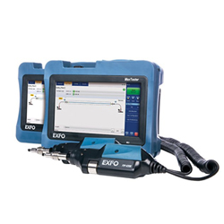 MaxTester 940/945 Telco OLTS Fully Automated Fastest™ Bidiretional Measurements for Insertion Loss, Optical Return Loss and Fiber Length