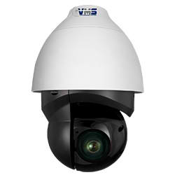 IR Illuminated PTZ IP Camera