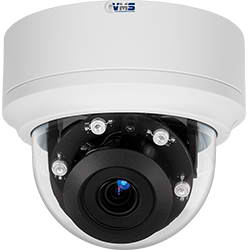 VMS-CD-VP-VZ 3MP Vandal Dome IP Camera