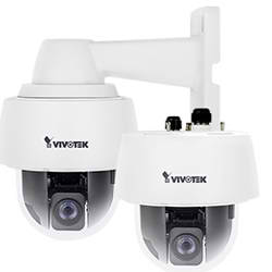 Speed Dome Network Camera SD9362-EH