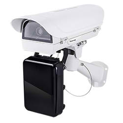 Box Camera, 2M 60fps, H.264/MJPEG, f4-18mm  Remote Back Focus (Parking,Elabel)