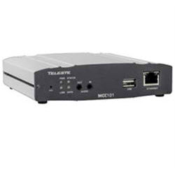 1 Channel SD Encoder/Decoder, H.264/MJPEG, 10/100Base-T