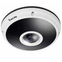 Outdoor Vandal Proof, 12M, 12fps, H.264/MJPEG, f1.5mm Fisheye Lens