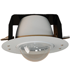 Indoor Recessed Dome for Mini Box Camera (Transparent Cover) VIV-AE-201