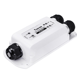 Outdoor 2-port 95/60/30W PoE Extender; IP67, IK10 Supported PSEs Providing 95W/60W/30W PoE -40¦C~ 85¦C