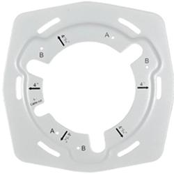Adapting Plate for 4″ & 4_11/16″ Square Box VIV-AM-517
