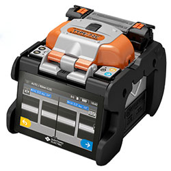 High Definition Core Aligning Single Fibre Fusion Splicer Type 72C