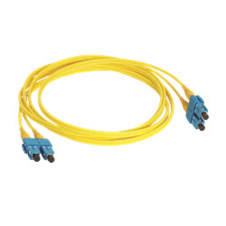 Pigtail LC OM3 1.5mtr LSZH 6 Pack