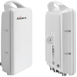 Airmux-5000 Point-to-Multipoint Broadband Wireless Access