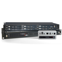 CrystalView HDT, HDBaseT Receiver Unit, HDMI, USB HID, Audio, IR, CATx, POE