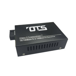 EC1111-B Media Converter - Commercal Grade