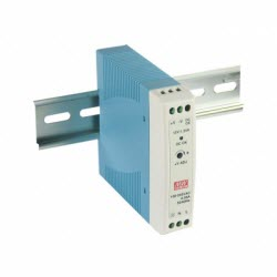 Industrial DIN Mounted, 20Watt, 12VDC