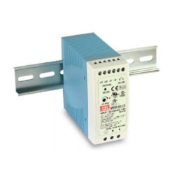 Industrial DIN Mounted, 60Watt, 12VDC