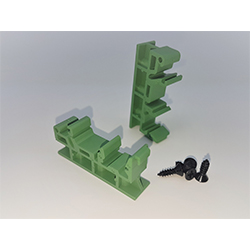 Plastic DIN Rail Mount Kit