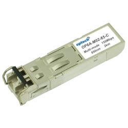 155Mbps SFP, MMF 1310nm LC, +70 Deg C