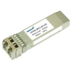 10Gbps SFP+, 10G Base-SR, MMF LC , 850nm, 550 Meter Reach +70 Deg C