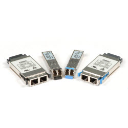 1.25Gbps SFP, BWDM TX1310/RX1550, LC, 10klm Reach +70 Deg C