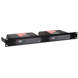 Rackmount Shelf for 2 Units, Local or Remote.