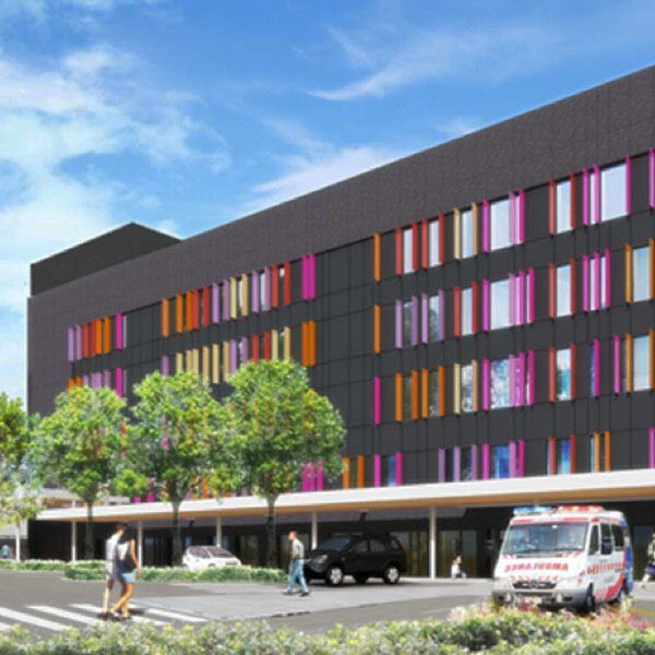 Blacktown Hospital Redevelopment case study