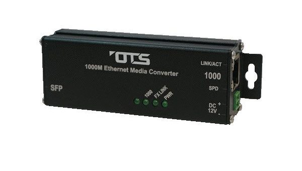 OTS - Fibre optic connectivity - media converters