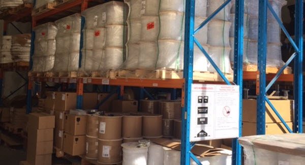 OSA - Silverwater Warehouse