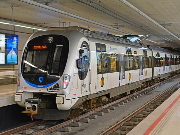 Spain, Metro Bilbao