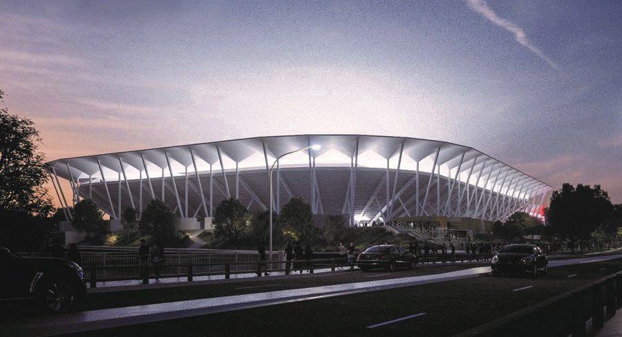 Western Sydney Stadium opening 2019