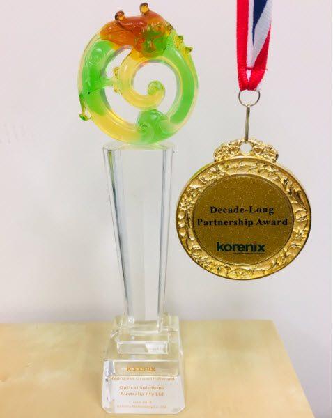 Award Winners Global Korenix Conference 2019