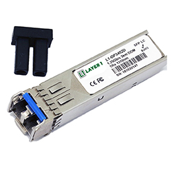 Commercial 1.25Gb  2klm 1310nm, LC MM