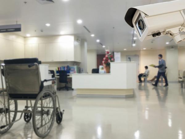 CCTV - Health care